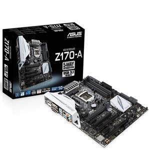 ASUS Z170-A Socket 1151 Motherboard